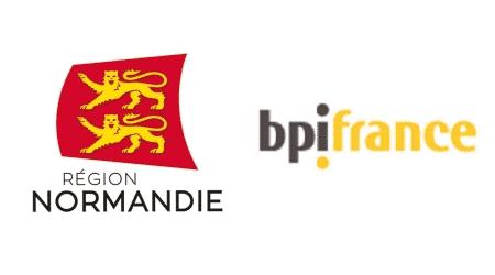 BPI Normandie - Logo